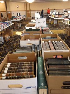 2017 FMTL Book Sale at the MUB